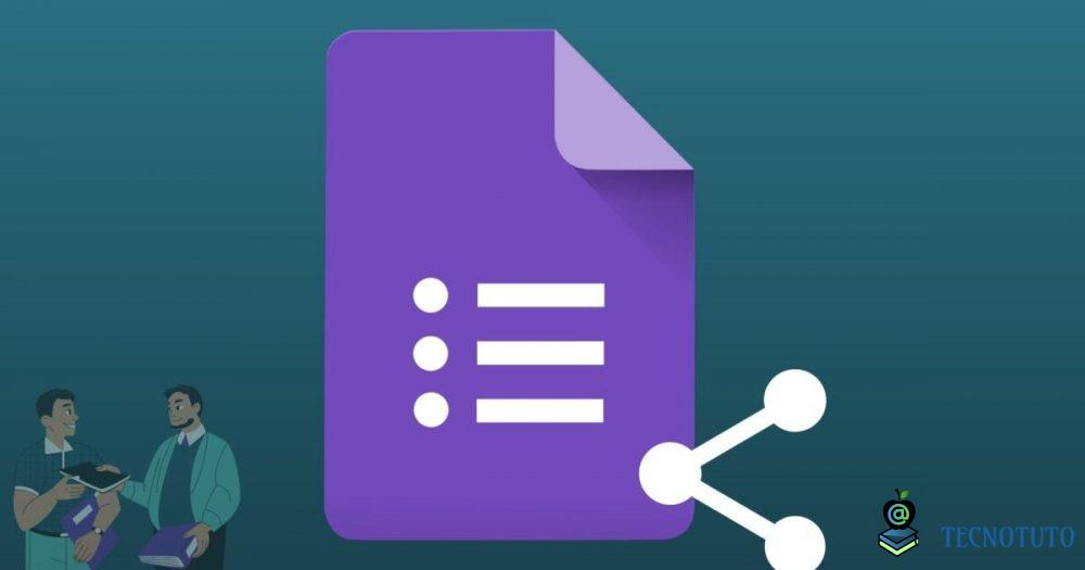 share google forms with others fr