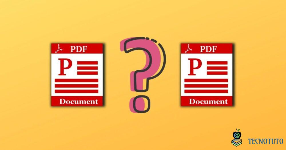 Compare Two PDF Files Side by Side