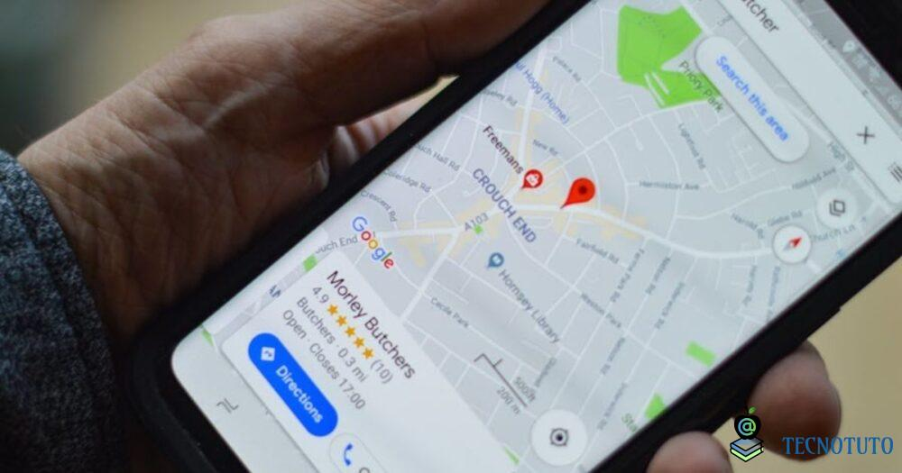 How to Add Multiple Labels on Google Maps 9