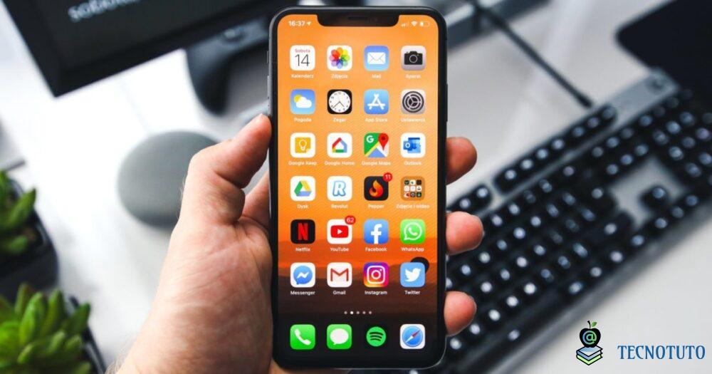person holding iphone in hand